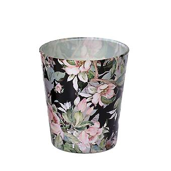 Duftkerze Blume 10x9 cm