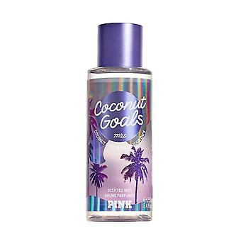 (2 Pack) Victoria's Secret Coconut Goals Scented Mist 250 ml/8.4 fl oz