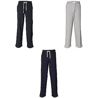 Première rangée Mens piste pantalon / Jogging Bottoms