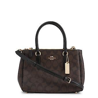 Coach Original Frauen das ganze Jahr Handtasche - braun Farbe 41928