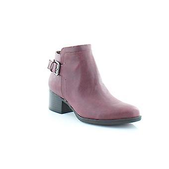 Naturalizer Keaton Women's Boots Berry Size 6.5 M