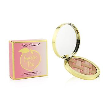 Sweetie Pie Radiant Matte Bronzer - 13.5g/0.47oz