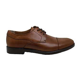Giorgio Brutini Mens Stance Leather Lace Up Dress Oxfords
