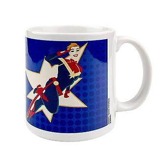 Marvel, Mug-Captain Marvel Alpha Flight