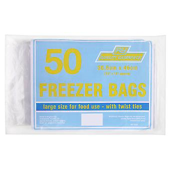 Robinson Young Freezer Bags 30 x 45cm
