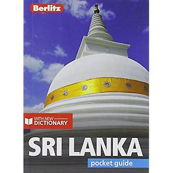 Berlitz Pocket Guide Sri Lanka (Travel Guide with Dictionary) - 97817