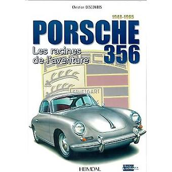 Porsche 356 by Christian Descombes - 9782840485339 Book
