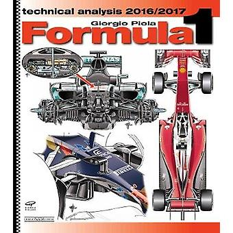 Formula 1 Technical Analysis 2016/2018 by Giorgio Piola - 97888791168