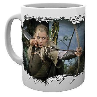 The Lord Of The Rings Legolas Character Mug
