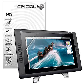 Celicious Vivid Film Protector Compatible with Wacom Cintiq 22HD [Pack of 2]