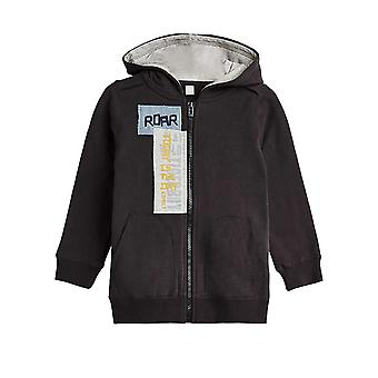 Esprit Boys' Hoodie In A Patchwork Look