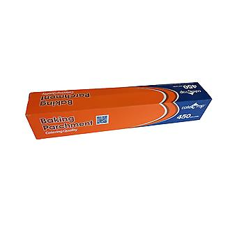 Prof Parch 45x75 x 1 Baking Paper Roll Bake