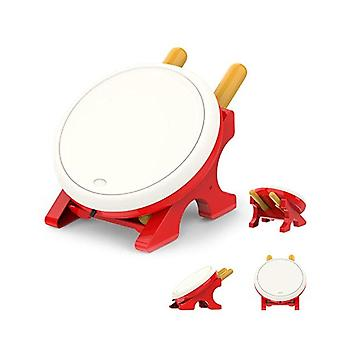 Tambor Taiko para Nintendo Switch White/Red