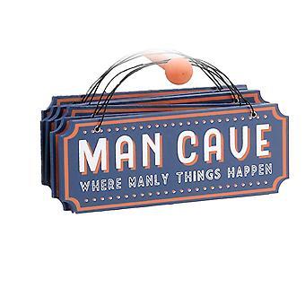 Man Cave - Où les choses viriles se produisent - Cracker Filler Cadeau