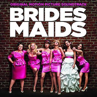 Various Artists - Bridesmaids [CD] USA import