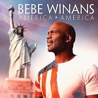 Bebe Winans - America America [CD] USA import