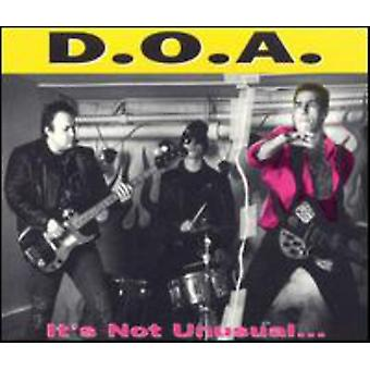 It's Not Unusual... [CD] USA import