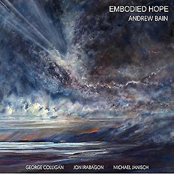 Bain*Andrew Quartet - Embodied Hope [CD] USA import