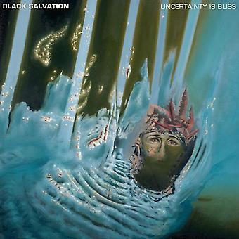 Black Salvation - Uncertainty Is Bliss [CD] USA import