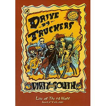 Drive-by Truckers - Live at the 40 Watt: August 27 & 28 2004 [DVD] USA import