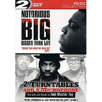 Notorious B.I.G. - Notorious B.I.G/2 Turntables & a Microphone [DVD] USA import