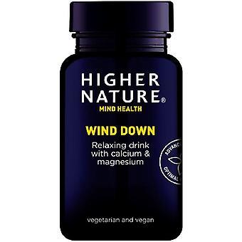 Higher Nature Wind Down Powder 140g (CALM140)
