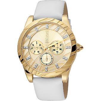 Just Cavalli XL Reloj JC1L130L0015 - Leather Ladies Quartz Multifunción