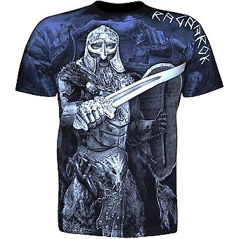 Aquila - clan viking - t-shirt homme