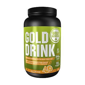 Gold Drink (Orange Flavor) 1 kg of powder (Orange)