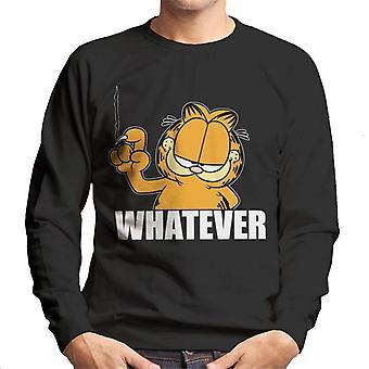 Garfield mitä tahansa kynsi seinämän naarmuuntumista miesten ' s College