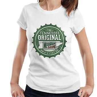 Mountain Dew The Tennessee Original Women's T-Shirt