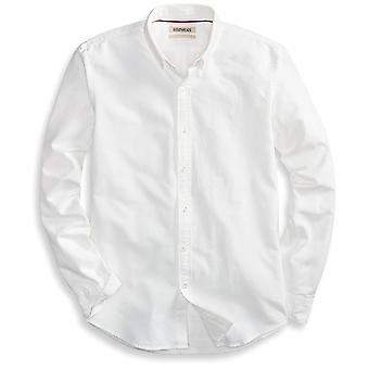 """Goodthreads Men&s """"The Perfect Oxford Shirt"""" Standard-Fit Long-Sleeve Solid ,..."""