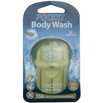 Sea to Summit Trek & Travel Pocket Body Wash 50 Leaf