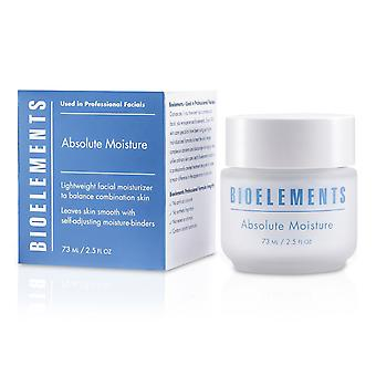 Absolute moisture for combination skin types 163850 73ml/2.5oz