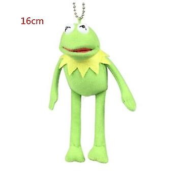 1pc 40cm Kermit Plush Toy - Sesame Street Frogs Doll  Stuffed Animal Toy For Kids