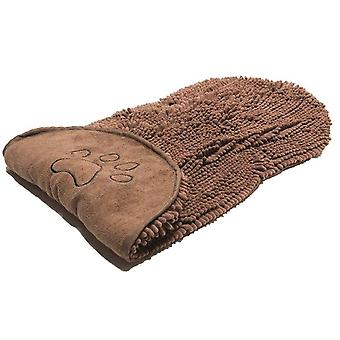 Dirty Dog Shammy Towel - Marrón - 33x 79cm