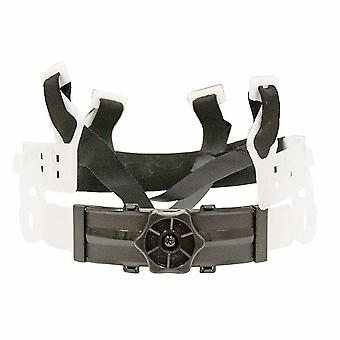 Portwest - 4-Point Suspension Safety Helmet Ratchet-Adjustable Harness