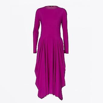 HIGH - Exclaim - High Waist Dress - Roze