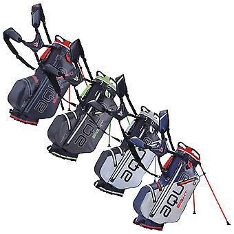 Big Max Aqua Eight Ultralight Waterproof 7-Way Carry Golf Stand Bag