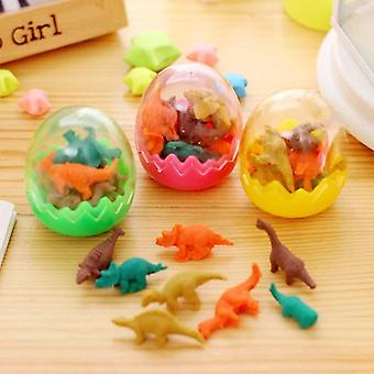 Dinosaurier-Eier, Wasser schlüpfen große aufgeblasen, Risse- Wissenschaft pädagogische