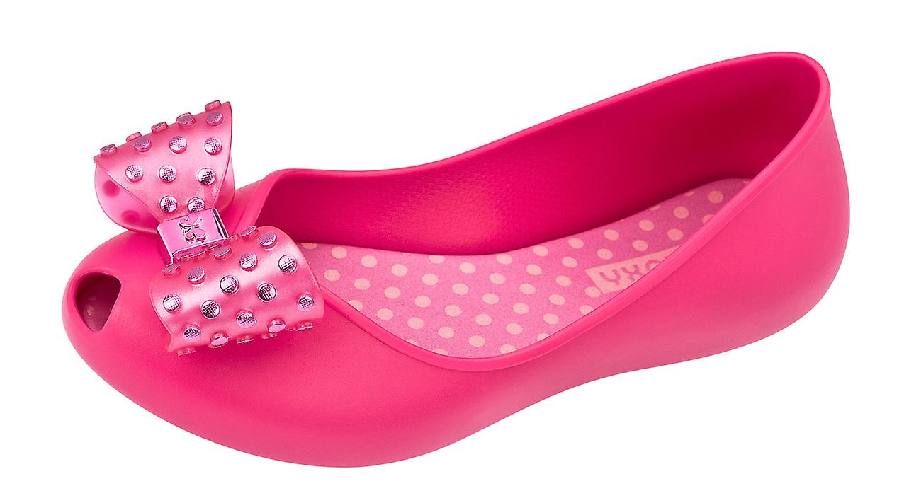 Girls Zaxy Ballerina Slip On Shoes