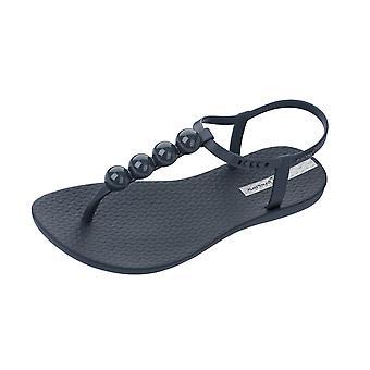 Ipanema Charm Sandal 21 Womens Beach Flip Flops / Sandaler - Marine Pebble