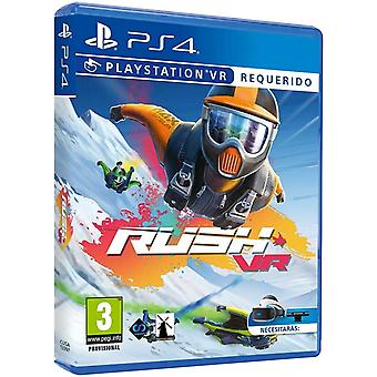 Rush VR PS4 Game (For Playstation VR)