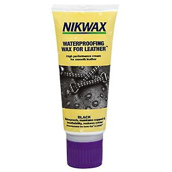 Nikwax Waterproofing Wax for Leather Footwear Waterproofing Black (60ml) - 60ml