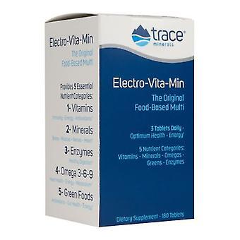 Trace Minerals Electro-Vita-Min Daily 5, 6 Onglets