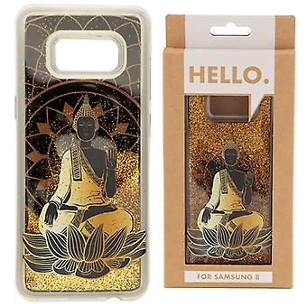 Samsung 8 Phone Case - Thai Buddha Design