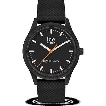 Ice Watch - Wristwatch - Ladies - ICE solar power - Skirt - Medium - Mesh strap - 3H - 018392