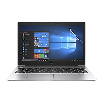 Celicious Vivid Invisible Glossy Glossy HD Screen Protector Film Compatible avec HP EliteBook 850 G6 (Non-Touch) [Pack de 2]