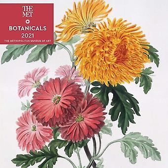 Botanicals 2021 Wall Calendar by The Metropolitan Museum of Art