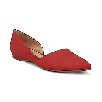 Naturalizer Womens Tamara Fabric Pointed Toe Loafers